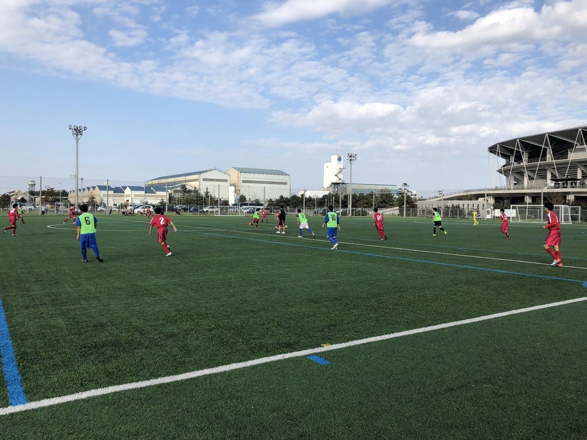 サッカー 千葉県中体連トレセントレーナー|エコルスタはり・きゅう整骨院の画像
